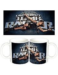 Tomb Raider Lara Croft Angelina Jolie Tasse Mug