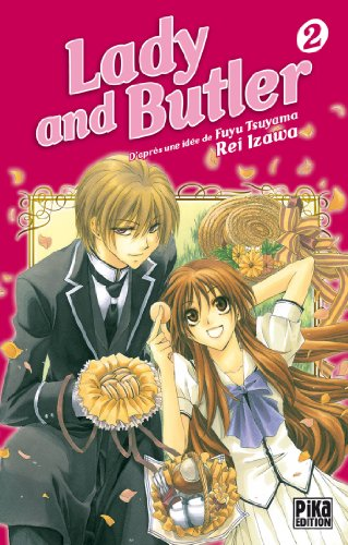 Lady and Butler T02 par Rei Izawa