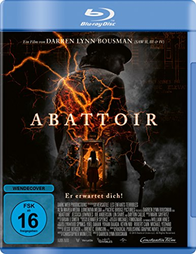 Abattoir [Blu-ray] Batt-box