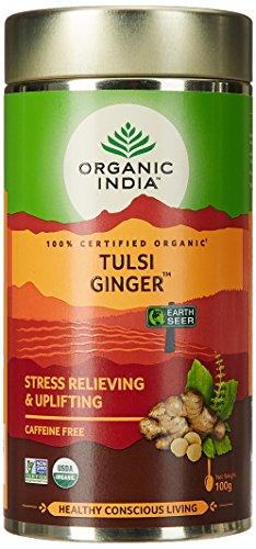 Organic India Tulsi Tea, 100 g