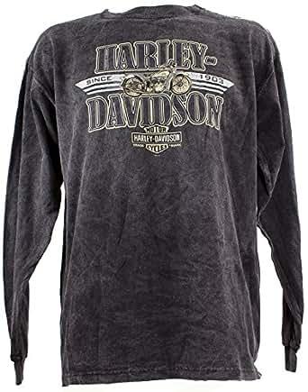 Harley Davidson Original Shirt A164 Amazon Co Uk Clothing