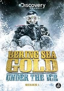 Bering Sea Gold: Under the Ice Season 1 [DVD]