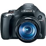 Canon PowerShot SX30IS Digitalkamera Compact 14.1Megapixel, Zoom 35x schwarz