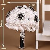 Bride di fiori, bouquet da sposa, fiori artificiali, personale Tailor-XT-3099