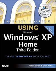 Using Microsoft Windows XP Home: Special Edition