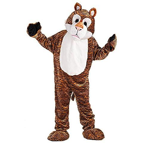 Tiger Mascot Costume - CARNIVAL TOYS S.R.L., TIGER