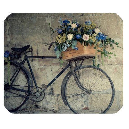 antique-de-velo-panier-a-fleurs-tapis-de-souris-gaming-artistic-texture-elegant-etui-a-rabat-pour-ta