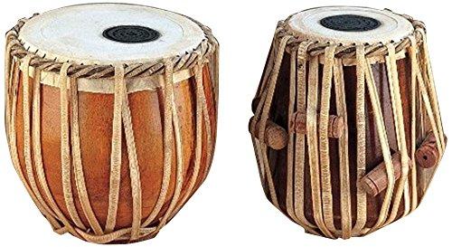 stealstreet Musical Miniatur Dholak Drum Holz Set, 17,8cm