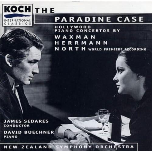 Herrmann: Concerto Macabre; Prelude For Piano