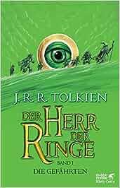 Der Herr der Ringe – Die Gefährten: Neuüberarbeitung und Aktualisierung der Übersetzung von Wolfgang Krege: J.R.R. Tolkien, Wolfgang Krege