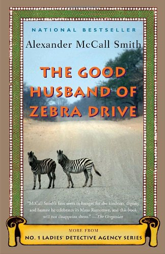 Book cover for The Good Husband of Zebra Drive