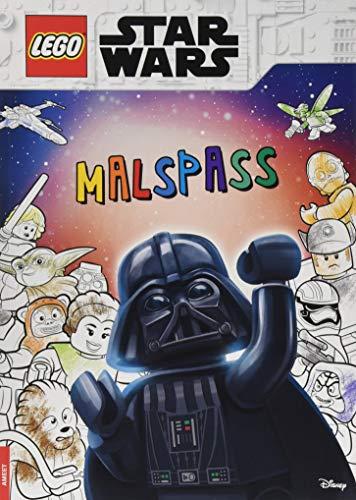 LEGO® Star WarsTM Malspaß (Wars Malbuch Star)