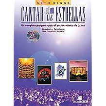 CANTAR COMO LAS ESTRELLAS+2CD (Didattica musicali)