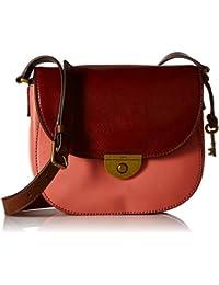 Fossil Women's Sling Bag (Pink)