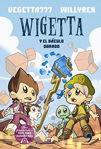 Wigetta y el báculo dorado (Fuera de Colección)