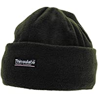 MFH Fleece Watch Cap Beanie Winter Hat One Size Various Colours