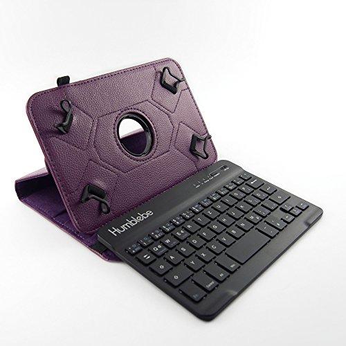360° drehbare Schutzhülle + Bluetooth Tastatur für 7.0