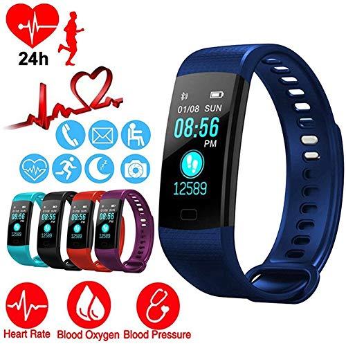 KDSFJIKUYB Fitness Tracker Smart Watch Sports Fitness