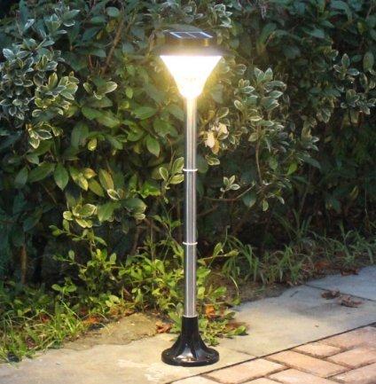Solar led lawn lamp landscape garden lamp outdoor residential street