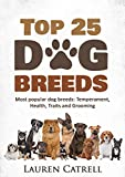 Top 25 Dog Breeds: Most popular dog breeds: Temperament, Health, Traits, and Grooming