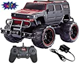 #9: Saffire Off-Road 1:20 Hummer Monster Racing Car, Black