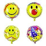 ballonfritz Emoji Partyfotos Luftballon Set 1...Vergleich