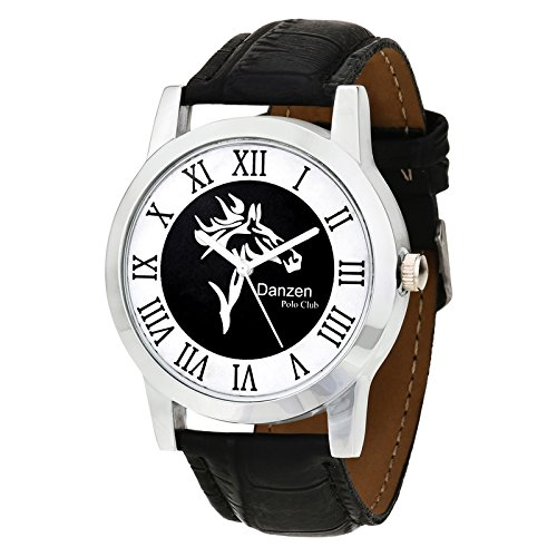 Danzen Polo Club wrist watch for mens DZ-483  available at amazon for Rs.299