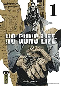No Guns Life Edition simple Tome 1