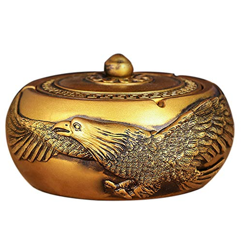 Aschenbecher Material Hause Winddicht Aschenbecher Multifunktional Dekorative Ornamente -