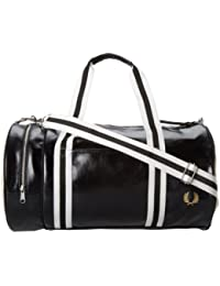 Fred Perry Classic Barrel Homme Bag Noir