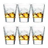 6X Jim Beam Glas Gläser Exclusive rastal Whiskey Bourbon