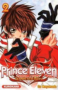Prince Eleven - La double vie de Midori Edition simple Tome 2