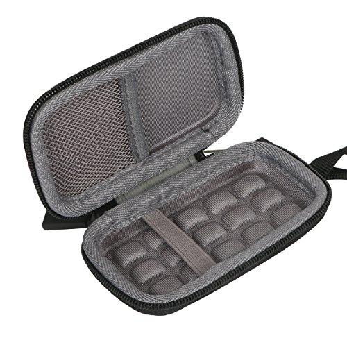 Hart Tasche für Western Digital WD 256 GB 500 GB 1 TB My Passport SSD Portable External Solid State Drive von CO2CREA Digital-tasche