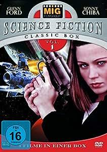 Science Fiction Classic Box, Vol. 1 [2 DVDs]