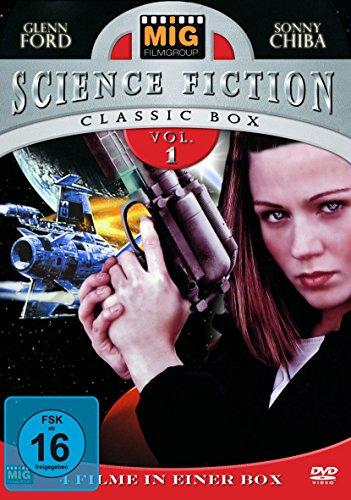 Bild von Science Fiction Classic Box, Vol. 1 [2 DVDs]