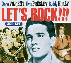 Let'S Rock - Gene Vincent, Elvis Presley, Buddy Holly