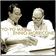 Plays Ennio Morricone [Import anglais]