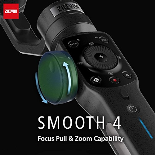 Zhiyun Smooth 4 - 5