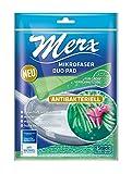 Merx Mikrofaser Duo Pad – antibakterieller Microfaser Schwamm für Küche und Haushalt - Herstellung in Österreich