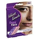 Velvet Touch Face 3St. + Halter