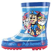 Boys Paw Patrol Howse Wellies