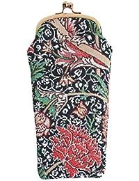 Estuche para gafas Signare en tela de tapiz William Morris The Cray