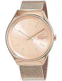 Lacoste 2000953 - Reloj analógico de pulsera para mujer