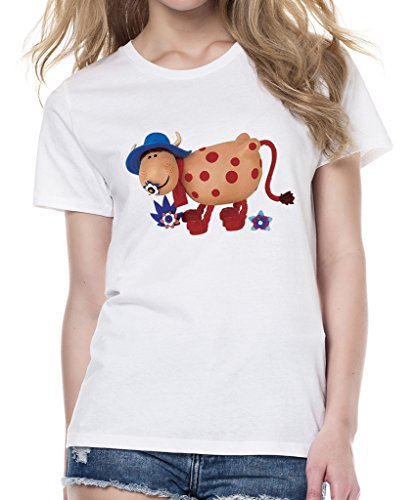 Magic Roundabout Ermintrude Women's Tee
