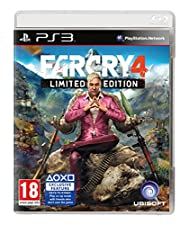 Far Cry 4 - Limited Edition (PS3)