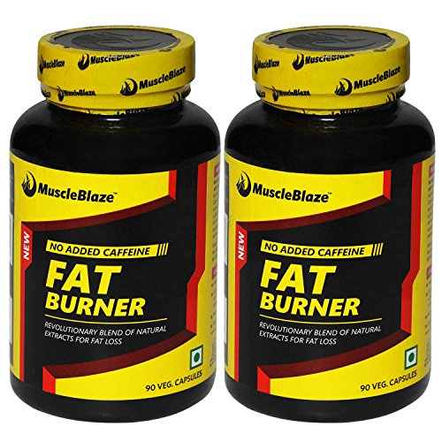 MuscleBlaze Fat Burner 90 Capsules Pack of 2  available at amazon for Rs.769