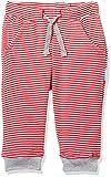 Gini & Jony Baby Girls' Relaxed Regular Fit Trousers (151246519336 C454_Tomato_0M-3M)