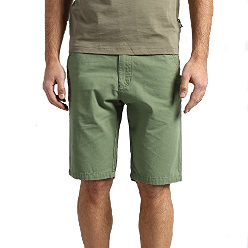 Promstar AFS Jeep Herren Badeshorts Sommer Trekking Hose Elastischer Gürtel Lose Kurz Baumwolle Ausrüstung Kurz (Cargo-badeanzug)