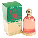 Jesus del Pozo Halloween Water Lilly EDT 100 ml Vapo, 1er Pack (1 x 100 ml)