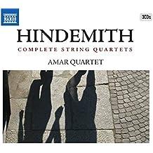 HINDEMITH, P.: String Quartets (Complete) (Amar Quartet)